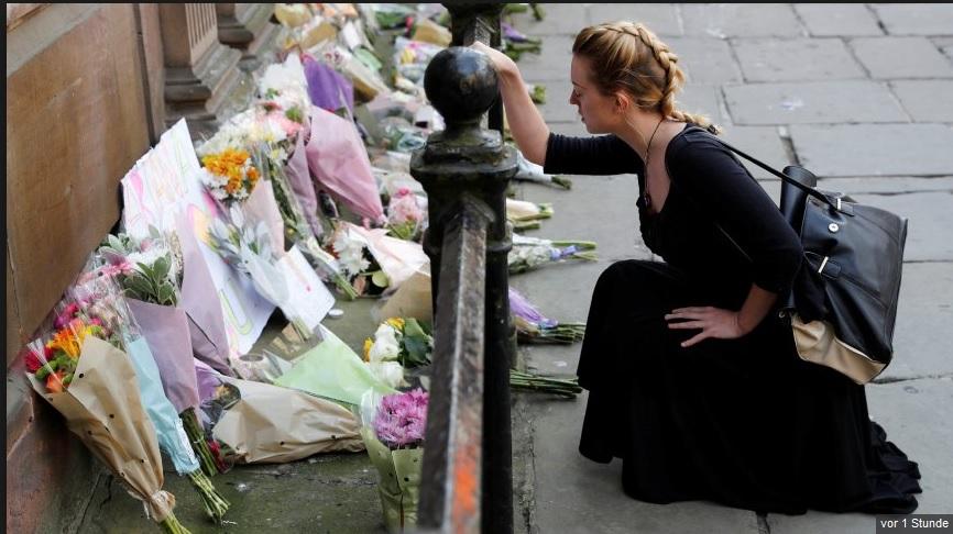 Niedertracht und Feigheit in Manchester