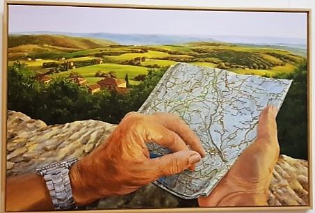 ich reise-viaggio – Ausstellung Ellena Romanzin