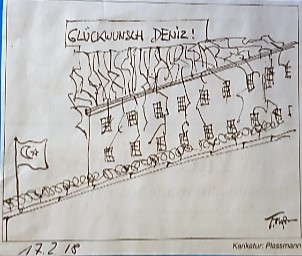 Glückwunsch Deniz